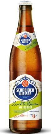 Schneider Weisse TAP11 Leichte Weisse 12 Flaschen x0,5l