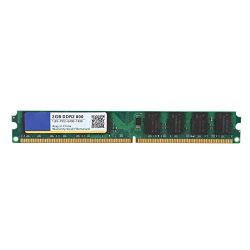 Diyeeni Speicher RAM-Modul, Füllstoffkompatibler Desktop-Computer, DDR2 800 2G, PC6400 für In tel A-M-D-Sys