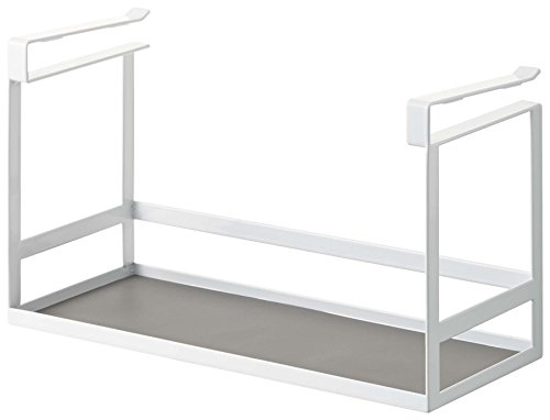 Mind Reader 3 Tier Metal Mesh Kitchen Storage Organizer, 2 Pcs, Silver