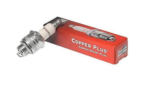 Lawnmowers Parts 2 (Two) Genuine Champion Spark Plugs RC12YC Replaces Kohler 12 132 02-S; John Deere M78543