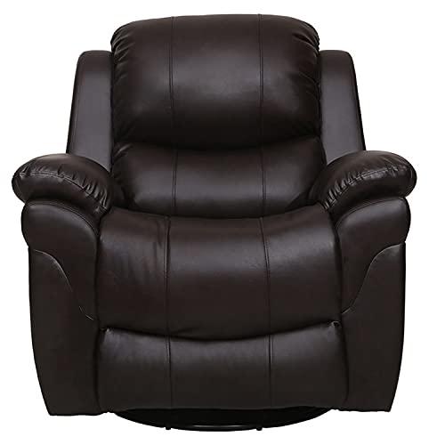 XUANHUO Poltrona New,Poltrona Relax Elettrica, Alzapersona, Micromolle Confort, Poltrona Massaggiante Relax con Alzapersona, Massaggio, Reclinabile, Calore Lombare, di Alta qualità