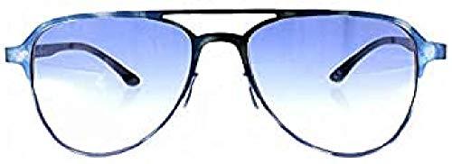 adidas Unisex-Erwachsene S0326378 Sonnenbrille, Blau, 54/14/145