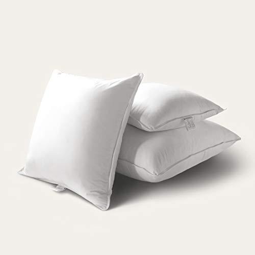 Sierkussen-inzetstukken, Select Premium Witte Met Ganzen Gevulde Bed- En Sofa-ademende Kussens, Verschillende Maten Van Slaapkamer- En Woonkamerdecoratiekussens,80×80cm