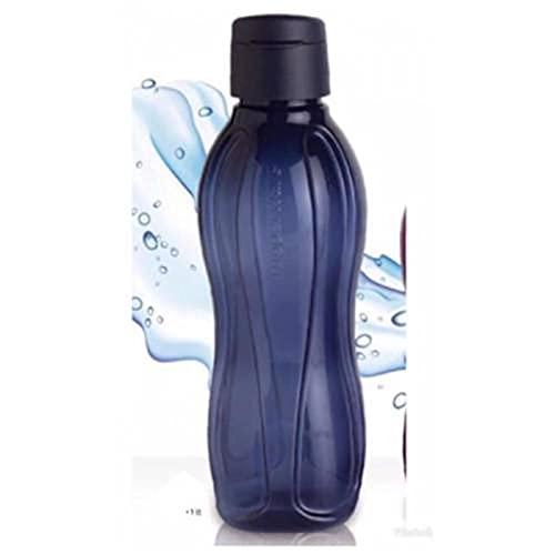 ERTERT 1 litro de Agua Cubierta de tazón vacío tapón de Frasco de vacío Accesorios para Acampar con Taza de Taza Dispensador de Bebidas al Aire Libre (Capacity : 1.0L, Color : Navy Blue)