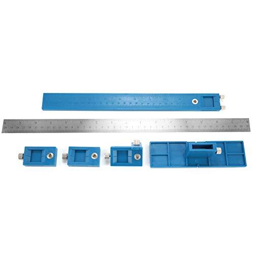 Herramienta de medición de carpintería ajustable