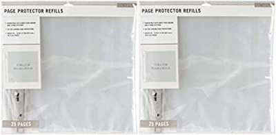 K & Company K&Co Scrapbook Refill 12x12 25pc 25 Piece (KAC705388)