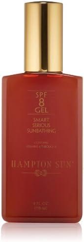 Hampton Sun SPF 8 Gel 4 Fl Oz product image