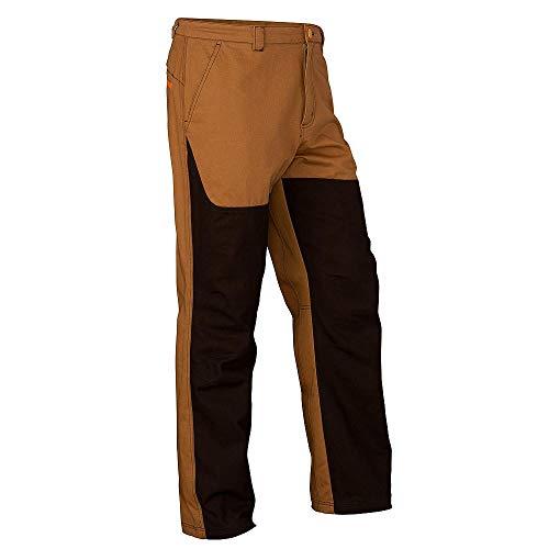 Browning Pant,Upland,Denim,Choc/Tan,38X32