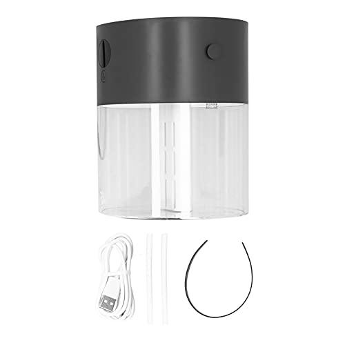 GUSTAR Humidificador USB, Humidificador de Aire inalámbrico Carga USB para bebés Guardería para oficinas para Toda la casa(Grey, Pisa Leaning Tower Type)