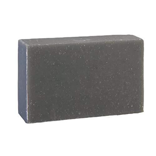 SOAP-n-SCENT by Aximo | FAIR TRADE seife Bambus-Kohle (1 x 100 g) | Natürliche Feste Körperseife Und Duschseife, Vegan, Handgemacht, Bio Naturseife | Körperpflege und Gesichtspflege