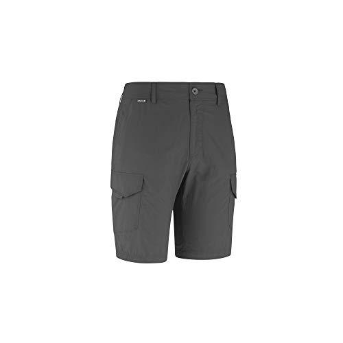 Lafuma Access Cargo Pantalones Cortos, Gris (Anthracite), 46 Mens