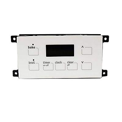 318185350 Wall Oven Control Board Genuine Original Equipment Manufacturer (OEM) Part White