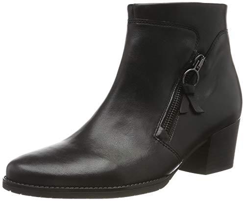 Gabor Shoes Damen Comfort Sport Stiefeletten, Schwarz (Schwarz (Micro) 57), 37 EU