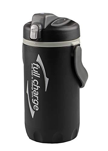 パール金属 ジャグ ブラック 2L ワンタッチ スポーツ用 大きい 水筒 直飲み D-6000