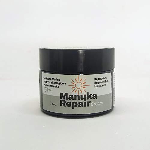 Manuka Repair Cream - CREMA CON 10% DE MIEL DE MANUKA CERTIFICADA (50 ml)