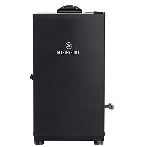 MasterBuilt Digital Electric Smoker, Schwartz