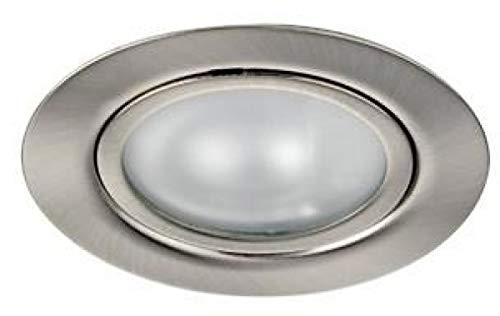 BRUMBERG Leuchte, Glas, A55, 3 W, Weiß, 10 x 15 x 20 cm