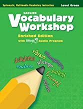 Vocabulary Workshop ©2011 Level Green (Grade 3) Student Edition
