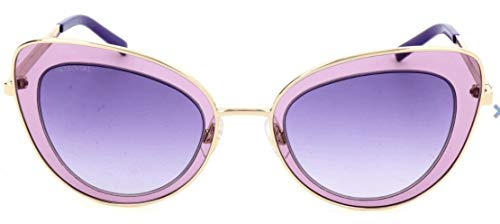 Swarovski SK0144-72Z-51 Gafas de sol, Morado (Violeta), 51.0 para Mujer