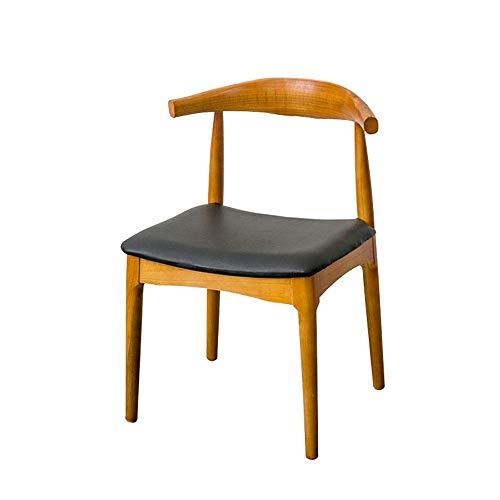 HYY-YY Silla de oficina de malla, sillón reclinable para dormitorio, comedor, sala de estar, oficina, club (color: A, tamaño: 74 x 49 x 55 cm)