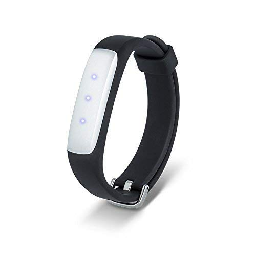 Anrdoid Fitness tracker, sporthorloge, bluetooth, smartwatch, activiteitstracker, waterdicht, stappenteller, LED-licht voor iPhone Samsung Sony Huawei LG HTC
