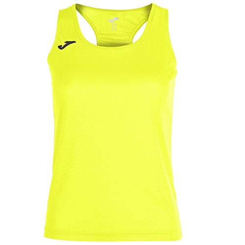 Joma Camisetas Señora, Mujer, Siena Amarillo Fluor, M