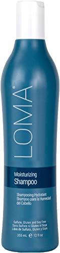 Loma Hair Care Moisturizing Shampoo, 12 Fl Oz