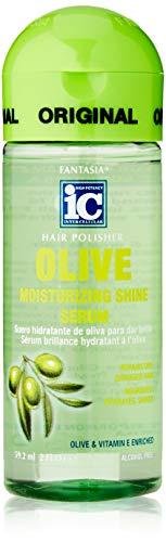 Fantasia Fantasia Hair Polisher Olive Serum, 2 Oz, 2 Ounce