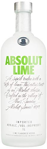ABSOLUT LIME LIMELime Wodka (1 x 1.00 l)