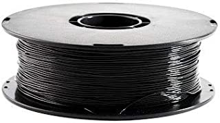 WOL 3D Flexible 2.85mm Printer Filament (Black)
