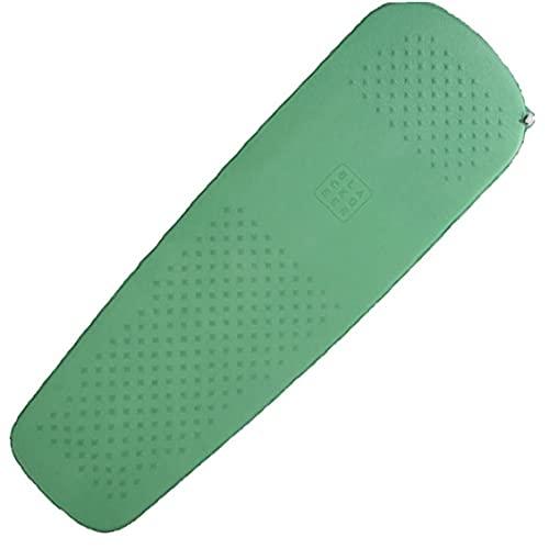 Froiny 1pc Luz Autoinflable Dormir Pad Ultraligero Colchón para Que Acampa Yendo De Viaje con Mochila Aislado Mat