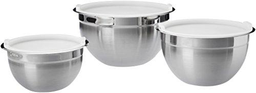 Bowls Cocina Acero Inoxidable Marca Amazon Basics
