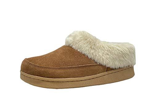 Clarks Women's Faux Fur Clog
