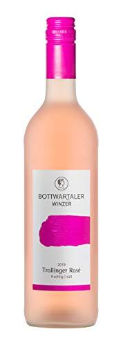 Württemberger Wein Trollinger rosé FRUCHTIG / SÜSS QW (1 x 0.75 l)