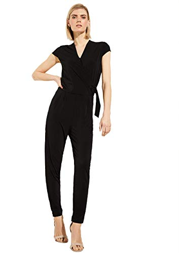comma Damen 85.899.85.1057 Overall, 9999 Black, 38