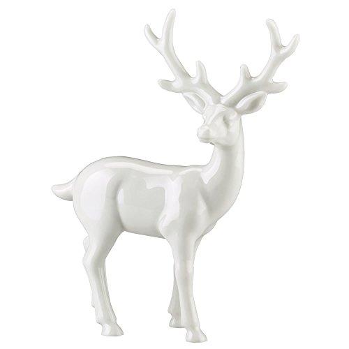 Hutschenreuther Porzellan-Figur, Weiß