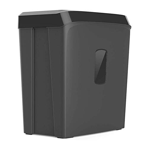 Best Buy! YXZQ Shredder, Paper s for Home use Cross Cut Heavy Duty Paper s for Office use Paper 6 Sh...