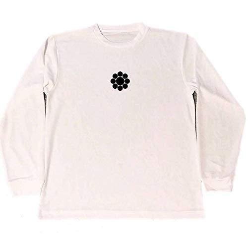 九曜 九曜紋 九曜星 家紋 ドライ Tシャツ ロングTシャツ ロンT