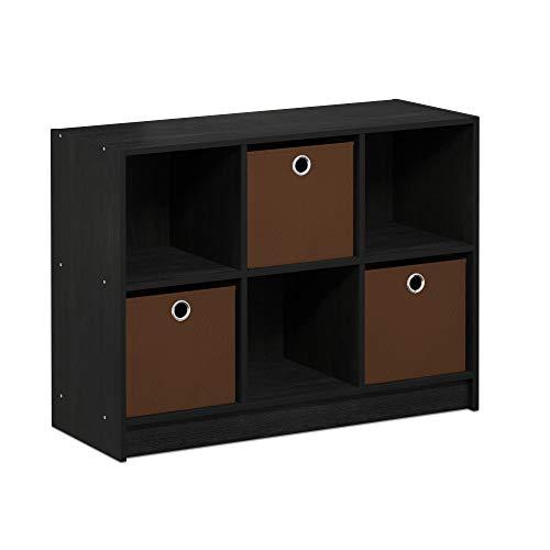 FURINNO Basic 3x2 Bookcase Stora...