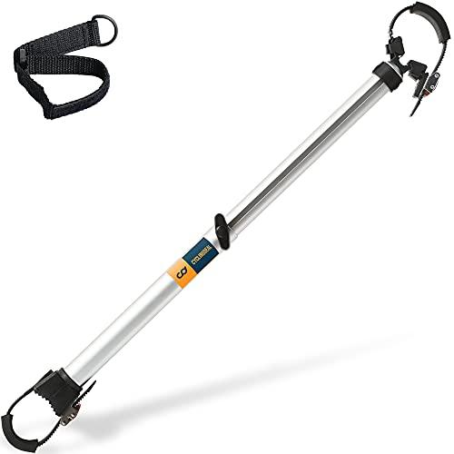 CyclingDeal Bike Bicycle Car Rack Bar Carrier Multi Usable Adaptor 34-58cm