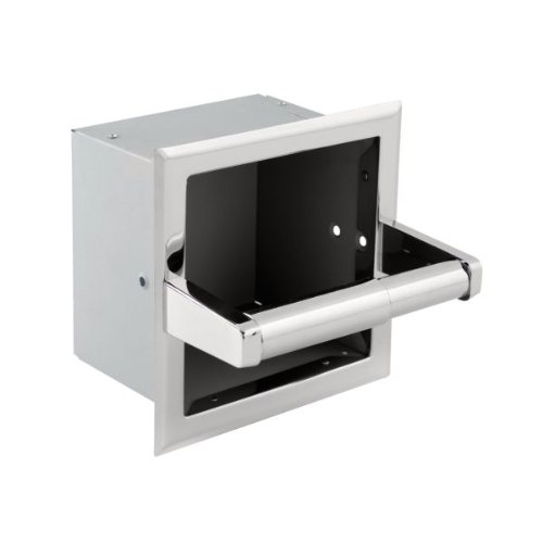 Top 10 best selling list for recessed toilet paper holder deep roll