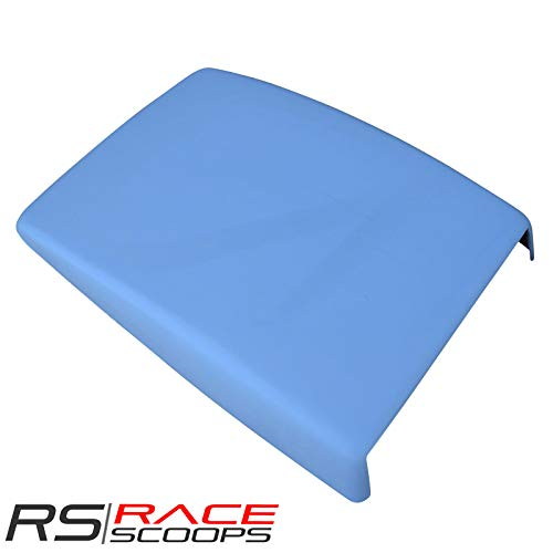 Race Scoops SML1 Bolt-On Fiberglass Hood Scoop