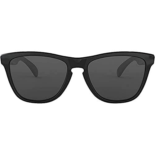 Oakley 0OO9013 Gafas de sol, Polished Black, 54 Unisex-Adulto