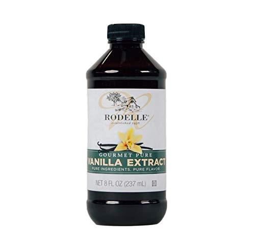 Rodelle Gourmet Extract, Vanilla, 8 Oz