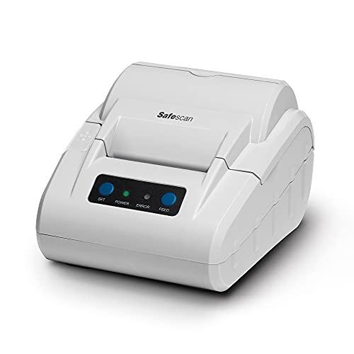 Safescan TP-230 - Impresora térmica, Gris