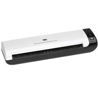 : HP Scanjet 1000 Sheetfed Scanner 48 bit Color - 8 bit Grayscale - USB