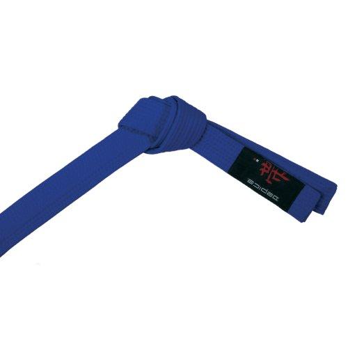 DEPICE Gürtel Karategürtel Judogürtel - Expositor de Cinturones de Artes Marciales, Color Azul, Talla 280 cm