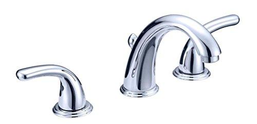 Glacier Bay Builders 8' Widespread Bath Faucet Chrome 475 620