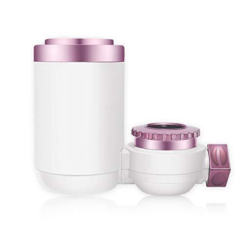 XW Filtro de Agua del Grifo con desengrasante función, Filtro de Agua del Grifo, Multi-Capa de filtración, fácil de Instalar, Conveniente para el hogar Cocina Agua Potable