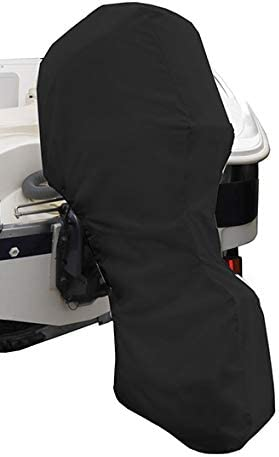 Oceansouth Full Outboard Motor New sales Engine fr Black Cover Motors Fits Low price